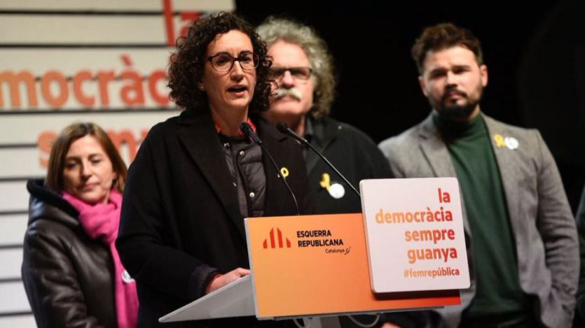 ERC no asegura a Puigdemont su investidura a distancia aunque pacta con su partido para controlar el Parlament