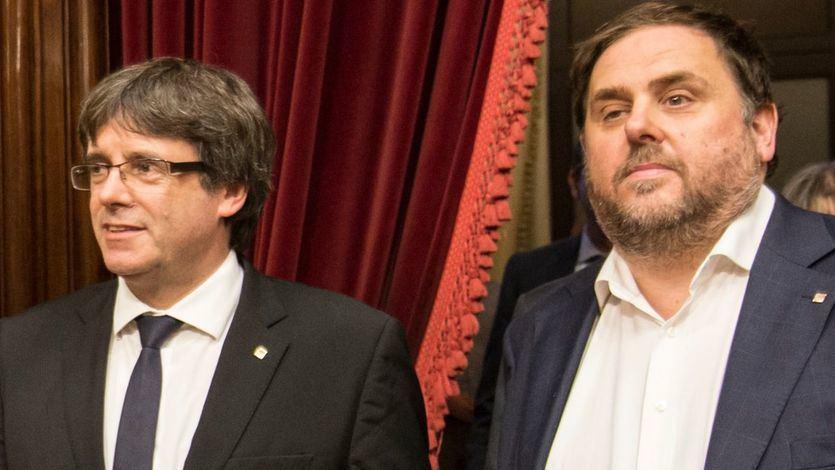 El Gobierno se reserva aplicar el 155 otra vez para frenar las investiduras a distancia de Puigdemont o Junqueras