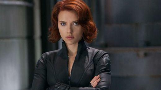 La Viuda Negra de Scarlet Johannson tendrá su propia película en el universo Marvel
