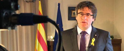 Se avecina una guerra legal sobre la investidura de Puigdemont a distancia