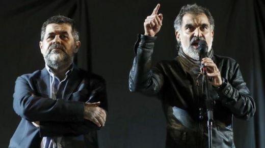 'Arrepentidos': los Jordis y el ex conseller Joaquim Forn repudian ahora la vía unilateral
