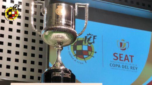 Cuartos de final de Copa: Real Madrid-Leganés; Barça-Espanyol; Atlético-Sevilla y Valencia-Alavés