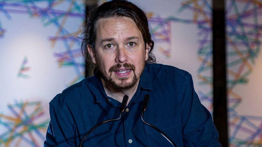 Así justificaba Podemos la 'desaparición' de Pablo Iglesias desde antes de las elecciones catalanas