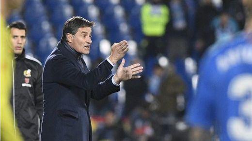 El Málaga destituye a Míchel por los malos resultados de esta temporada