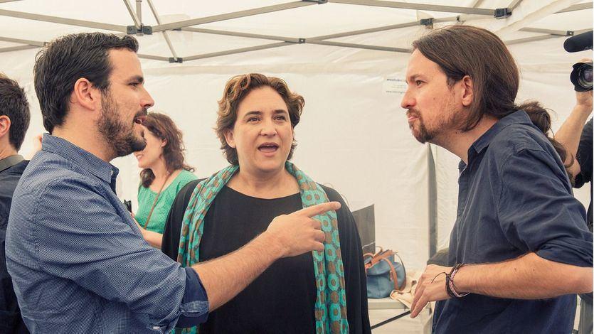 Alberto Garzón, a Pablo Iglesias: 'Hay tiempo suficiente para hacer las cosas mucho mejor'