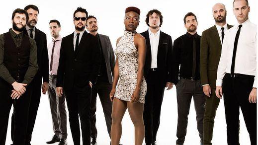 Freedonia, el mejor soul español, inician su nueva gira de 'Shenobi', su último disco