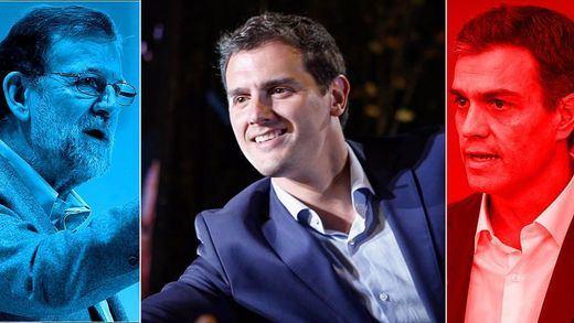 Ciudadanos también gana la encuesta del 'ABC': la campaña por lanzar a Rivera se dispara
