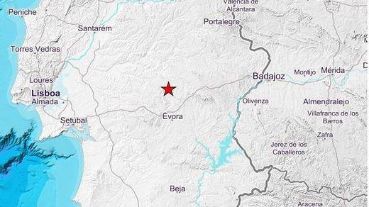 Un fuerte terremoto en Portugal se siente con intensidad en Badajoz
