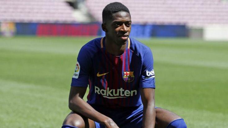 Dembélé, ¿el nuevo Bale o Prosinecki?: el azulgrana se lesiona de nuevo
