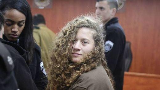 Ahed Tamimi, la joven activista palestina que se enfrenta a 10 años de cárcel