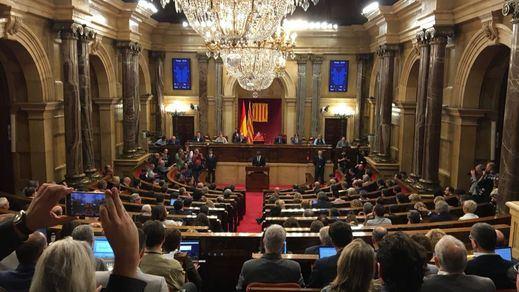 Los consejos de los letrados del Parlament llevarían a anular la mayoría independentista en la Mesa