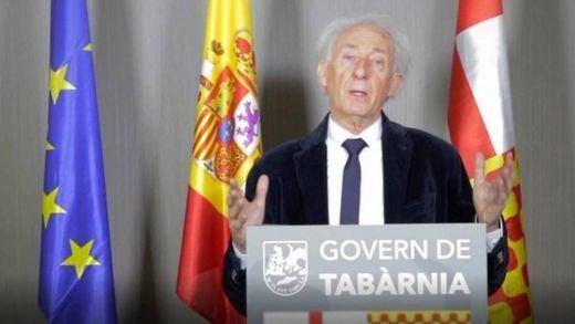 Boadella se presenta como Honorable President de Tabarnia en el exilio