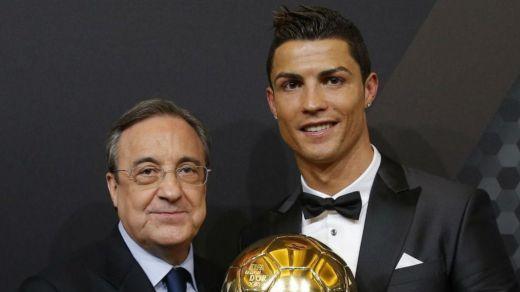 Las causas del divorcio total entre Florentino y Cristiano Ronaldo