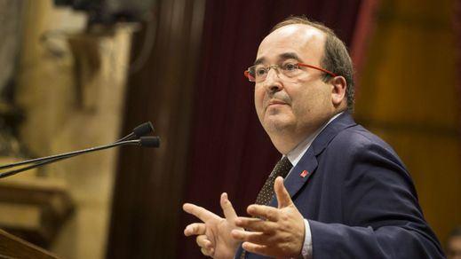 > El PSC sí admitió el voto de los diputados catalanes presos, chocando con Ciudadanos y PP