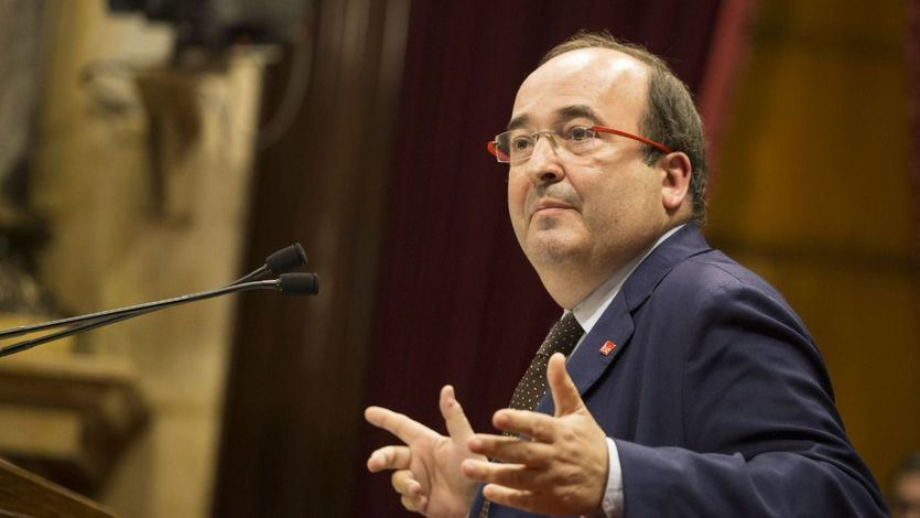 El PSC sí admitió el voto de los diputados catalanes presos, chocando con Ciudadanos y PP