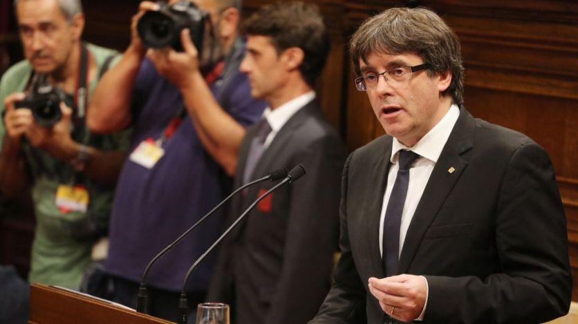 Junts per Catalunya no descarta 'traer al debate de investidura al president Puigdemont' en dos semanas