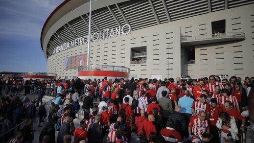 Detenido el presunto autor del apuñalamiento entre ultras del Atlético de Madrid