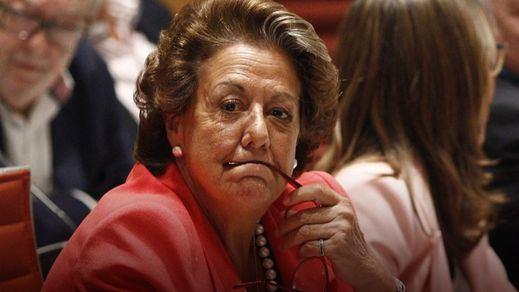 Fomento mete la pata enviando una invitación a la fallecida Rita Barberá
