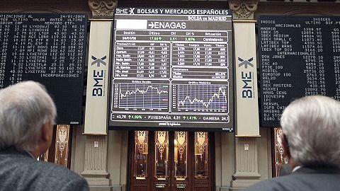 Cierre mixto en Europa con el Ibex perdiendo un -0,40%