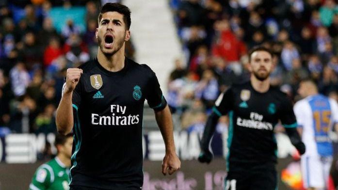 Y meses después, volvió Asensio para salvar al Madrid de la miseria (0-1)