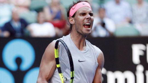 Open de Australia: Nadal, Carreño y Carla Suárez ya están en octavos