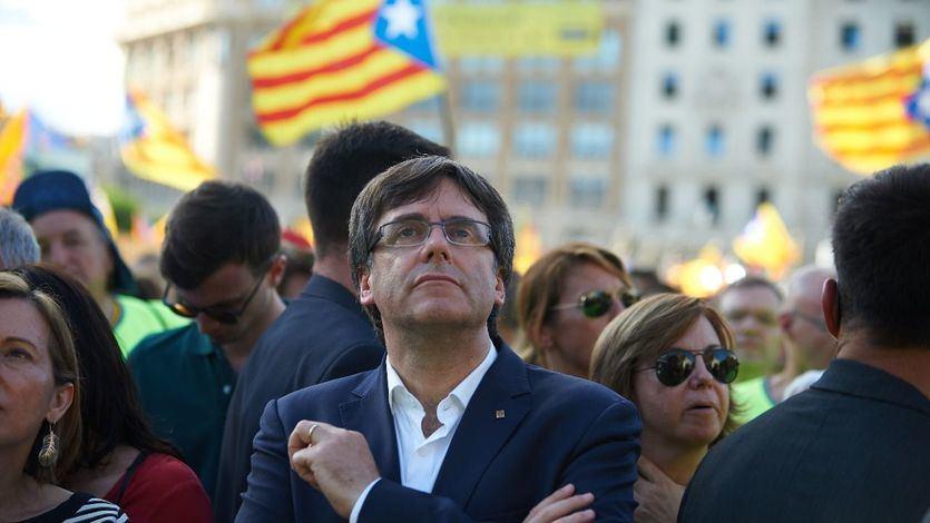 Puigdemont: 'Si el Rey no me quiere reconocer, el problema lo tiene él'
