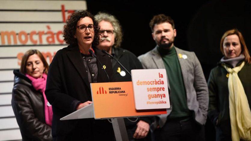 ERC sigue planificando un escenario sin Puigdemont
