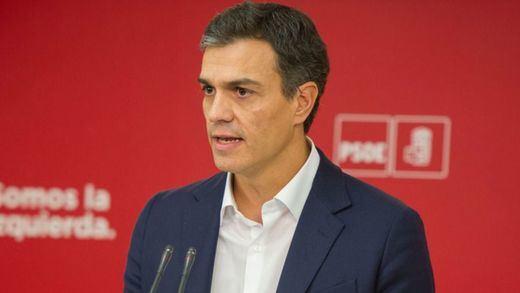 El secretario general del PSOE, Pedro Sánchez, escribe una carta sobre Cataluña a la militancia