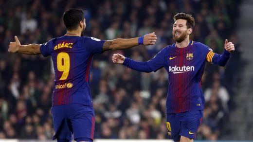 El Barça echa el cierre a la Liga en enero (0-5)