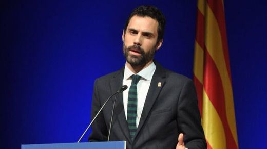 Torrent hará hoy oficial si considera a Puigdemont para ser candidato a la investidura