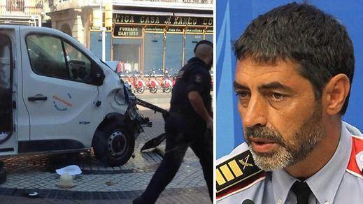 Los Mossos intentaron ocultar la nota de EEUU alertando de un atentado inminente en Barcelona