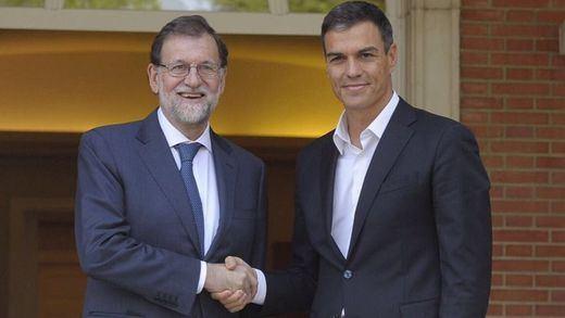 Rajoy y Sánchez vuelven a las andadas: buscan pactos de Estado dejando de lado a Ciudadanos y Podemos
