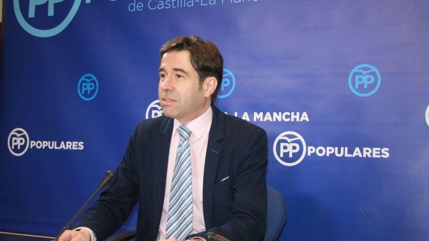 Carlos Velázquez, diputado y vocal del PP en Castilla-La Mancha