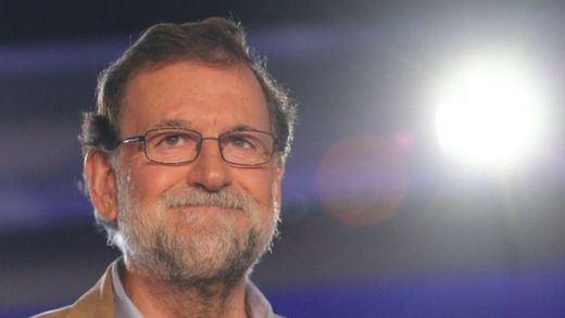 El nuevo lapsus de Rajoy inaugurando el AVE a Castellón: habló de 'billetes de avión'