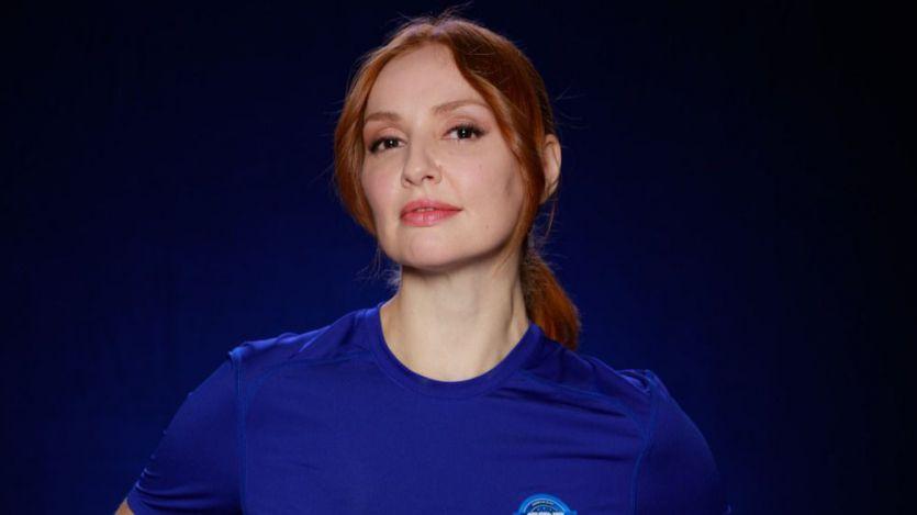 Cristina Castaño y todos los secretos de su papel en la nueva serie, 'Cuerpo de Élite'