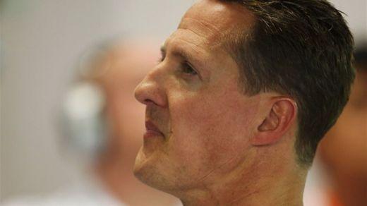 Malas noticias sobre la salud de Michael Schumacher: el Kaiser habría empeorado