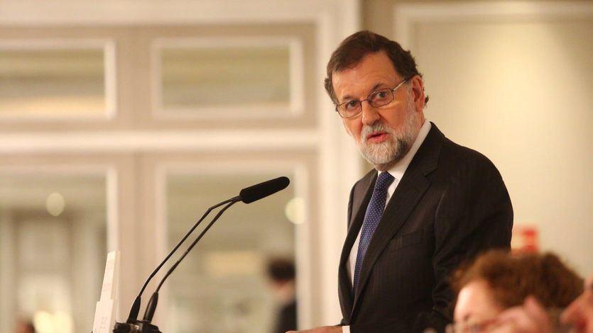 Rajoy insiste en que 'no hay alternativa a la ley' en Cataluña