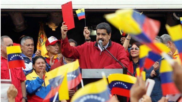 Venezuela celebrará elecciones presidenciales 'en el primer cuatrimestre del año 2018'