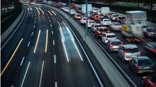 Madrid activa el protocolo 1 de contaminación por los altos niveles de NO2