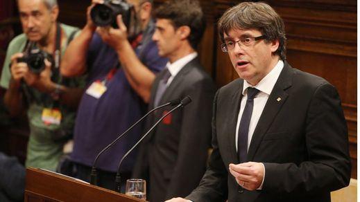 El debate de investidura en el Parlament de Cataluña será el 30 de enero