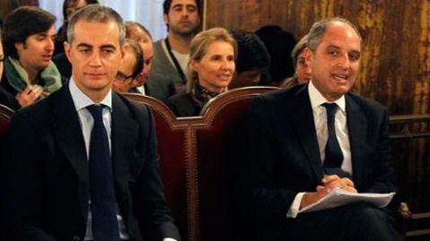 Ricardo Costa confirma que el PP de Valencia se financió ilegalmente con facturas falsas por orden de Camps