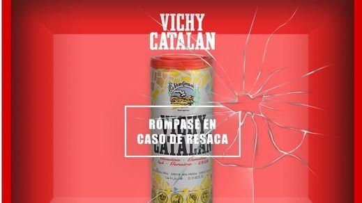 Vichy Catalan te ayuda a superar la resaca dando a conocer sus beneficios para combatirla