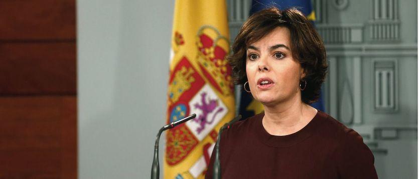 El Gobierno quiere impugnar la designación de Puigdemont como candidato a president
