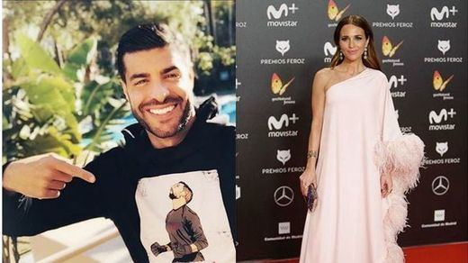 Crecen los rumores de romance entre Paula Echevarría y Miguel Torres