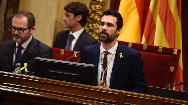 Torrent acusa a Moncloa de vulnerar derechos básicos para ganar en los tribunales lo que no ganó en las urnas
