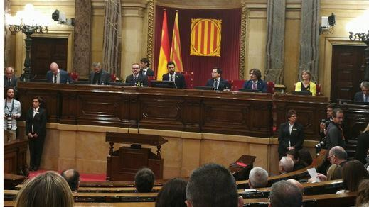 Letrado mayor del Parlament: