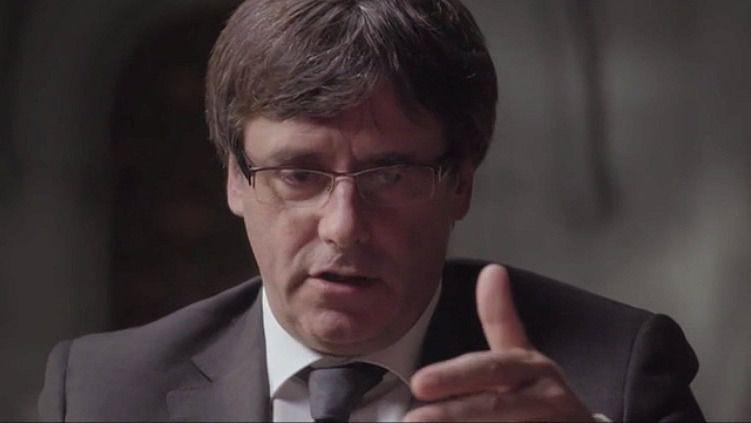 Puigdemont reacciona y solicita al juez poder acudir al Parlament para ser investido president