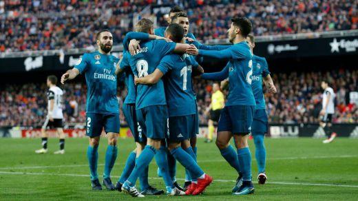 El calendario y la victoria ante el Valencia empujan al Madrid al optimismo ante el PSG
