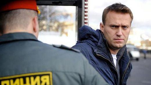 Putin consigue que arresten a Navalni, el opositor que le iba a hacer frente en las elecciones de marzo