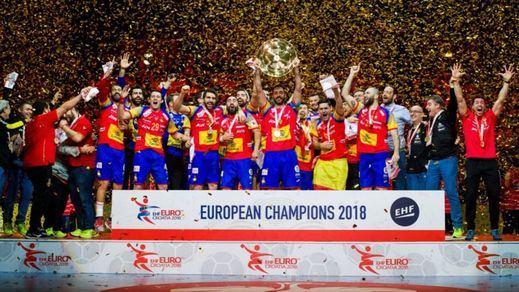 España se proclama brillantemente campeona de Europa en balonmano